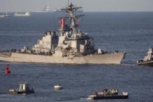 البحرية الأمريكية: ننفذ عمليات  بحث وإنقاذ  في بحر العرب
