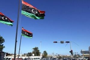 ليبيا: تعليق حركة الملاحة الجوية في مطار معيتيقة بطرابلس بعد ضربة جوية