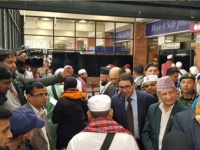 مؤسسة زايد للأعمال الخيرية والإنسانية تتكفل بنفقات 165 حاج نيبالي