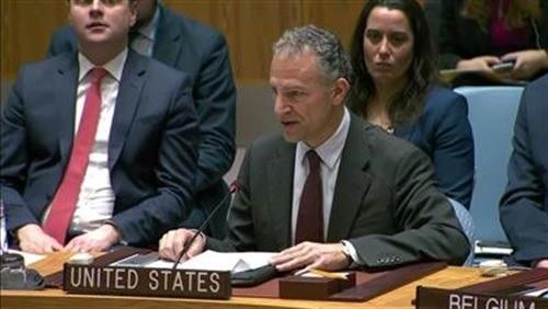 مندوب أمريكا بالأمم المتحدة يطلب من إيران التوقف عن مد الحوثي بالسلاح