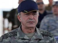 """وزير الدفاع التركي: وجهنا ضربة  جوية قاصمة لـ"""" حزب العمال الكردستاني """""""