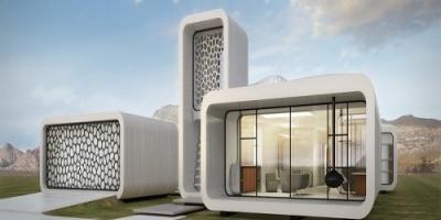 """إعمار العقارية تعلن عن أول منزل بتقنية الطباعة ثلاثية الأبعاد في """"دبي"""""""