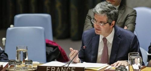 فرانسوا ديلاتر: الاعتداءات الحوثية على السعودية يجب أن تتوقف
