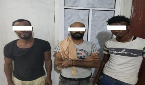 الحزام الأمني يلقي القبض على أكبر عصابة لترويج الحشيش بالمعلا
