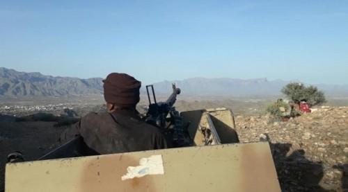 القوات الجنوبية تكبد مليشيات الحوثي خسائر فادحة في جبهة الفاخر