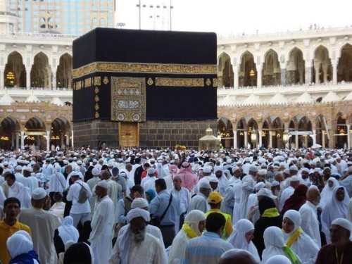 وصول نحو نصف مليون حاج إلى المملكة
