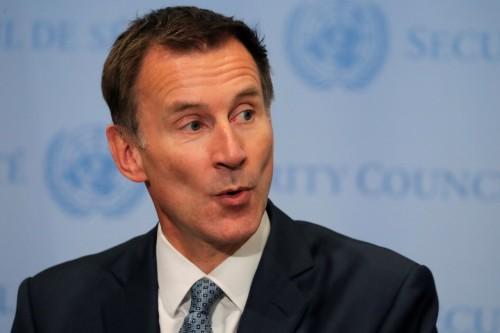 تحذير بريطاني لإيران من عواقب عدم الإفراج عن السفينة المختطفة