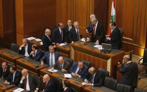 البرلمان اللبناني يقر ميزانية الدولة لعام 2019