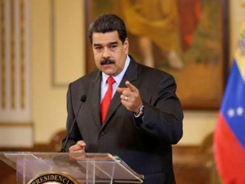 الرئيس الفنزويلي: نرفض الابتزازات من جانب الاتحاد الأوروبي