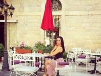 اللبنانية مريم حسن تشارك جمهورها بأحدث إطلالتها الصيفية (صور)