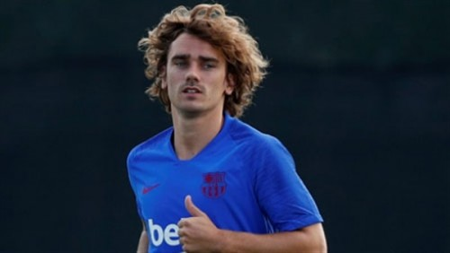جريزمان: بكيت بعد انتقالي لبرشلونة