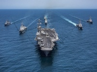 تعرف على القوة العسكرية المدمرة التي تتربص لمواجهة إيران