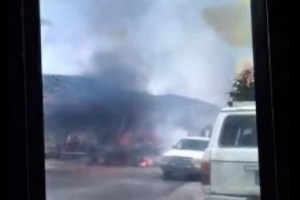 سقوط ضحايا في حادث مروري مروع بذمار