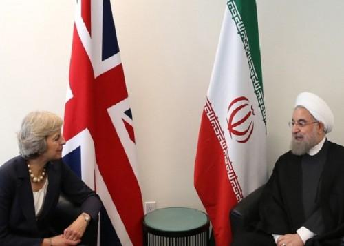 بريطانيا تقرر فرض عقوبات على إيران
