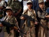 كتيبة من الأطفال لحماية مدير أمن المليشيات الجديد في إب