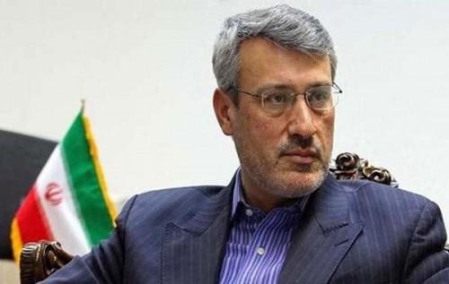 """السفير الإيراني في لندن: زيادة التوتر بين البلدين """" خطير للغاية """""""