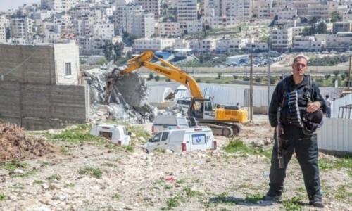 إسرائيل ترفض تجميد قرارات الهدم الجماعية لمنازل وادى الحمص