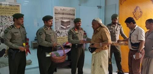 منفذ الوديعة يستقبل أولى طلائع حجاج بيت الله من اليمن