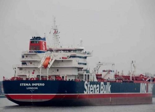 غرفة الشحن ببريطانيا: احتجاز إيران لناقلة النفط انتهاك واضح للقانون الدولي