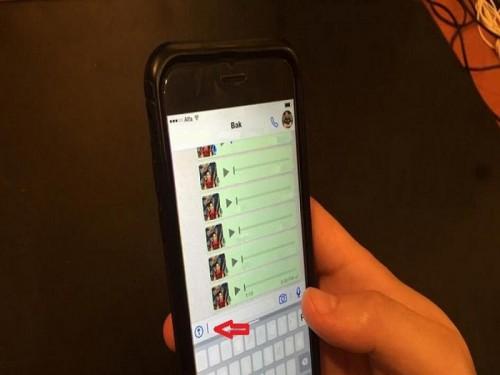 """"""" واتسآب """" يطور خاصية الرسائل الصوتية بميزة جديدة"""
