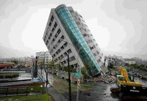 زلزال بقوة 4.7 ريختر يضرب تايوان