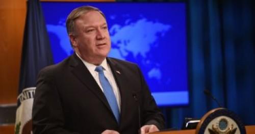 وزير الخارجية الأمريكي: سنطبق عقوبات على الجميع بما فيها إيران