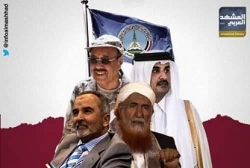عمليات أمنية وتهريب سلاح ودعم عسكري.. الإصلاح في خدمة الحوثي