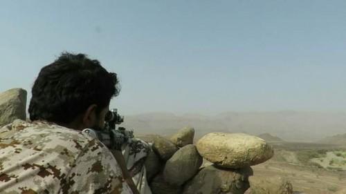 مصرع وإصابة عشرات الحوثيين بجبهة صرواح (تفاصيل)