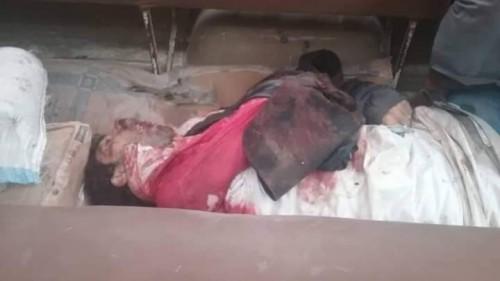 بعد أن وصفته بزعيم عصابة.. مليشيات الحوثي تعترف بسحل جثة قيادي بارز بصفوفها