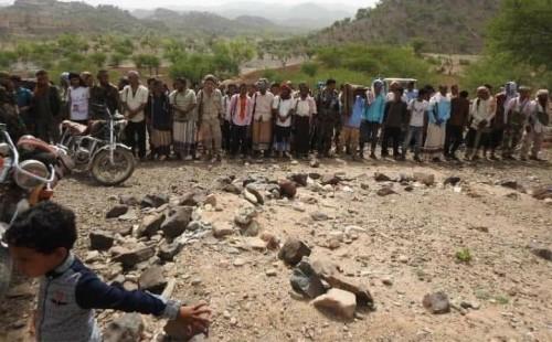 بعد ترتيب صفوفها.. المقاومة الحنوبية في الأزارق تتوعد المليشيات الحوثية بالهزيمة