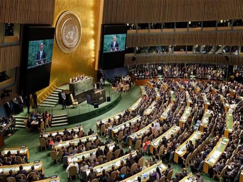 الأمم المتحدة تعرب عن قلقها إزاء سوء الأوضاع الإنسانية بغزة
