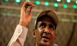 دقلو:المجلس العسكري ليس ضد الشباب السوداني ولا المدنية