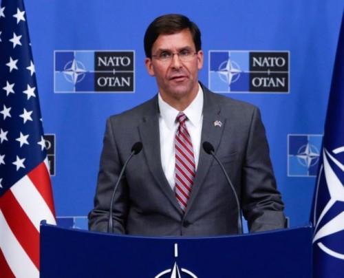 """عاجل..واشنطن: التعزيزات العسكرية الأوروبية بـ""""هرمز"""" هي إضافة للتحالف الأمريكي ضد تجاوزات إيران"""