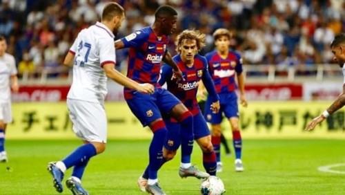 """""""برشلونة"""" يحقق إيرادات قياسية"""