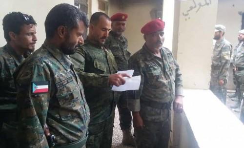 حركة تعيينات جديدة لقادة الحزام الأمني بمديريتي رصد وسرار.. تفاصيل