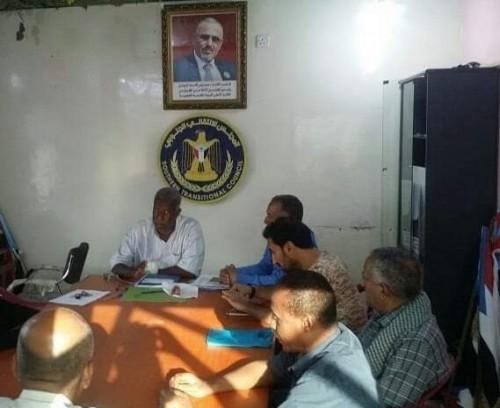 اجتماع هام للجنة الإغاثة والأعمال الإنسانية بانتقالي التواهي.. تفاصيل