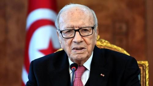 تعرف على تفاصيل الساعات الأخيرة قبل وفاة الرئيس التونسي