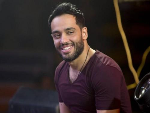 رامي جمال يحتفل بعيد ميلاده الـ 34