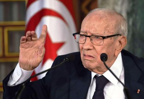 الرئاسة التونسية ناعية السبسي: نذر حياته لخدمة بلاده (صورة)