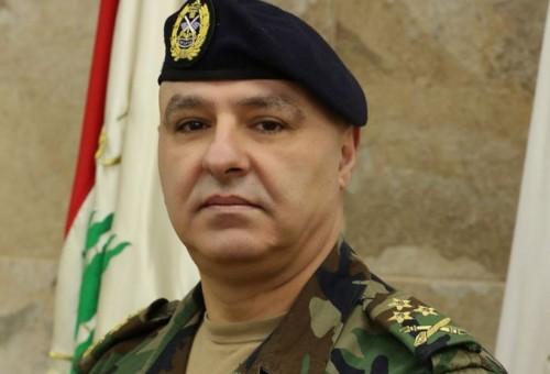 قائد الجيش اللبنانى: معيارنا الكفاءة داخل المؤسسة العسكرية