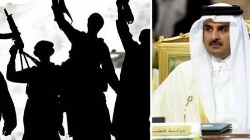 """الشيطان القطري ومليشيا الموت .. كيف تدعم الدوحة إرهاب """"الإصلاح""""؟"""