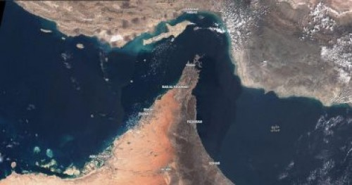 تعرف على مقترح البحرية الدولية بشأن منطقة خليج هرمز