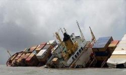 """إيران تكشف أسباب وتفاصيل غرق سفينة """"شباهنك"""" ببحر قزوين"""
