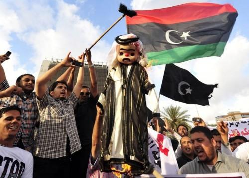 وثيقة سرية مسربة تكشف دعم قطر للتنظيمات الإرهابية في ليبيا