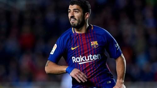سواريز يعود إلى تدريبات برشلونة