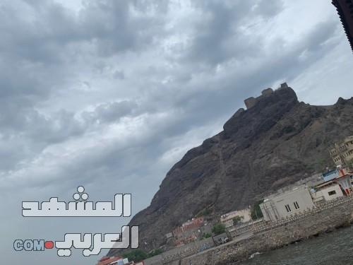 أجواء ومشاهد خيالية في العاصمة عدن (صور)