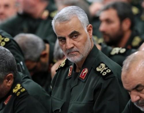 """""""سليماني"""" يشبه الاحتجاجات الشعبية في إيران بـ""""الفتنة"""""""