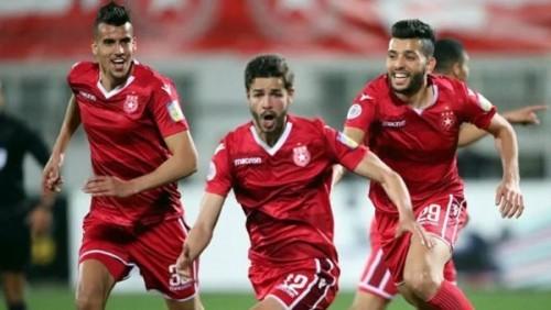 صدام جديد للأندية الأردنية مع النجم الساحلي