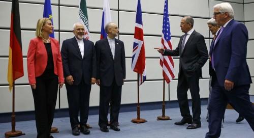 ممثلو دول الاتفاق النووي يجتمعون اليوم لبحث الأزمة