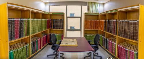 مكتبة الحرم المكي تتأهب لاستقبال ضيوف الرحمن في حج ١٤٤٠